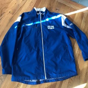 Colts windbreaker jacket